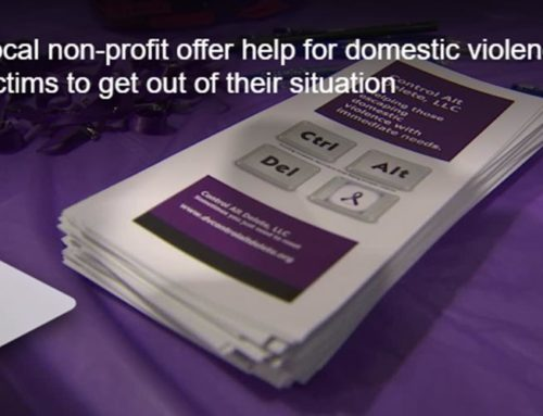 Local non-profit offers help for domestic violence victims to get out of their situation