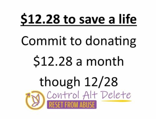 $12.28 Save a Life Campaign