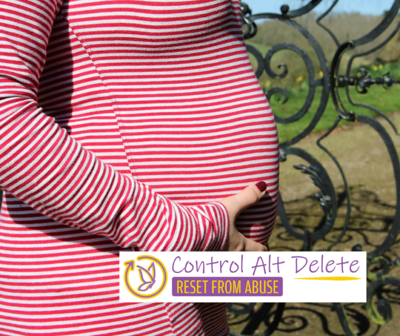 Being Abused While Pregnant